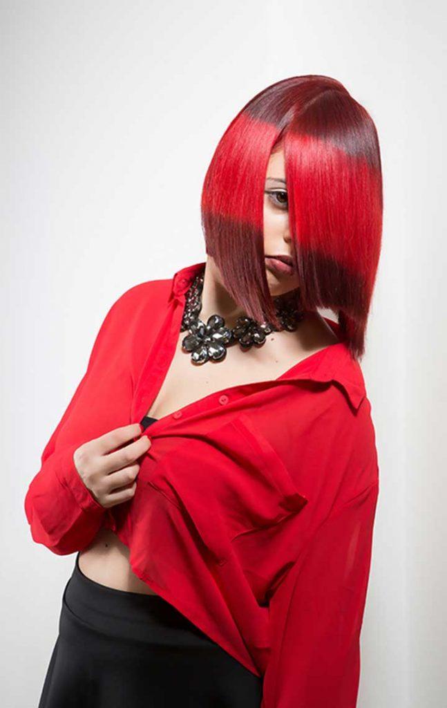 Coloração de cabelo em Moema