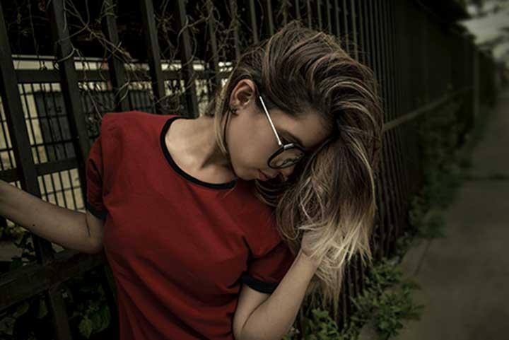 Coloração de cabelo orgânica