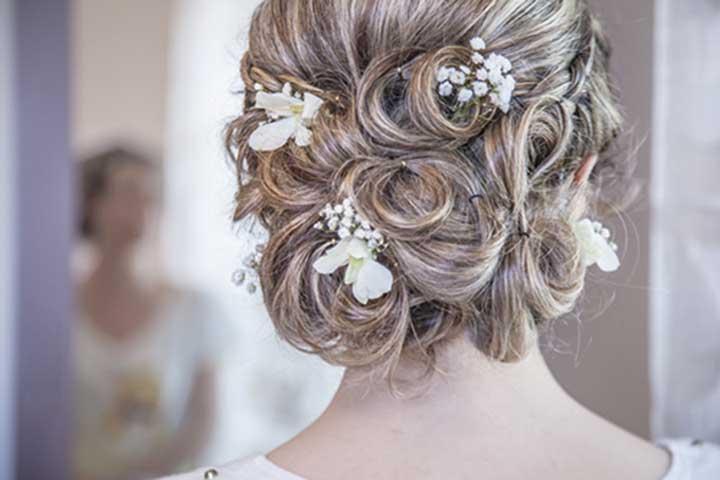 Penteado para Noivas em Moema