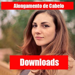 alongamento capilar mega hair