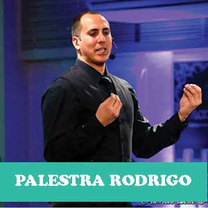 Palestra de Visagismo com Rodrigo Banqueri