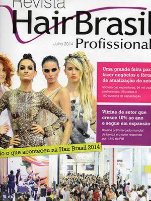 Hair Brasil palestras de visagismo