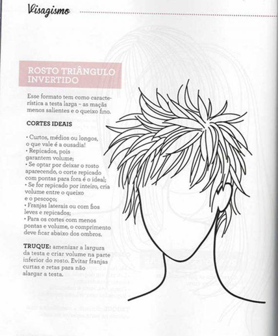 corte de cabelo da moda