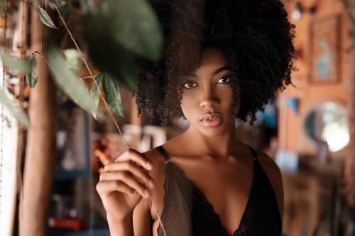 Permanente Afro para Cabelos Crespos e Cacheados